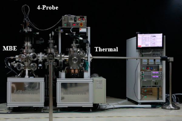 Thermal – MBE – 4-Probe
